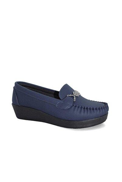 Torino Nene 18 Dolgu Tabanlı Kadın Ayakkabı