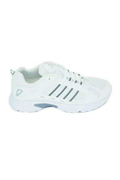 Marco Jamper Unisex Beyaz Hafif Sneaker 1845