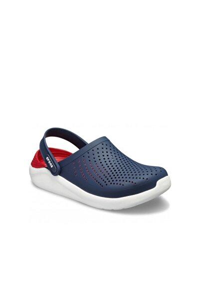 Crocs Literide Clog Erkek Terlik & Sandalet - Navy/pepper (lacivert/kırmızı Biber)