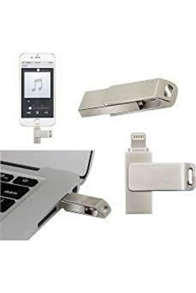 16 Gb Iphone Otg Flash Bellek