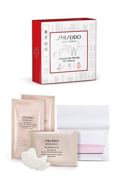 Shiseido Kurtarıcı Göz ve Yüz Maskesi - Touch up kit 19SS 3598380362018