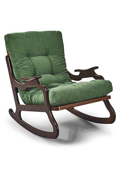 YASÜ Sallanan Koltuk - Dinlenme Koltuğu-baba Koltuğu-bahçe Sandalyesi-tv Koltuğu