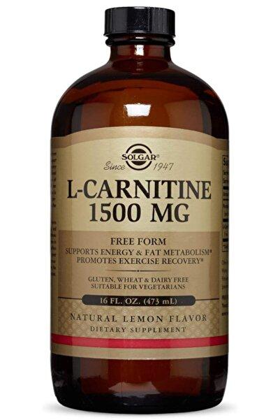L-Carnitine 1500 Mg 473 ml 033984307216
