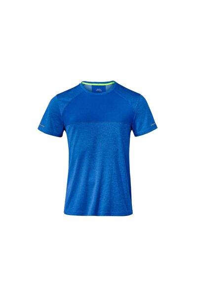 Tchibo Erkek Mavi Fonksiyonel Tshirt