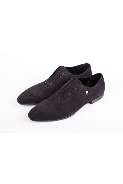Cesare Paciotti Erkek Lacivert Klasik Ayakkabı