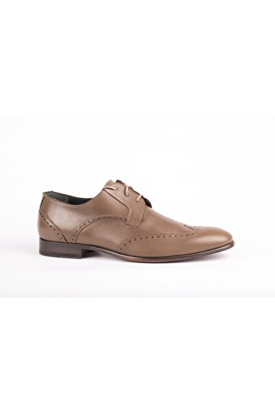 Lanvin Erkek Kahverengi Klasik Ayakkabı