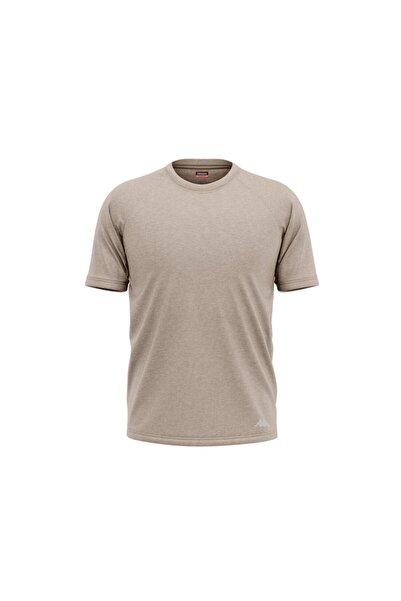 Kappa Ribana O Yakalı T-shirt Pılsen Bej