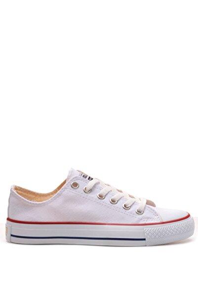 Bulldozer 201353 Beyaz Unısex Ayakkabı