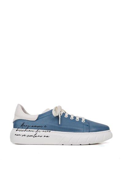 BUENO Shoes Erkek Mavi Spor Ayakkabı 20mr4804