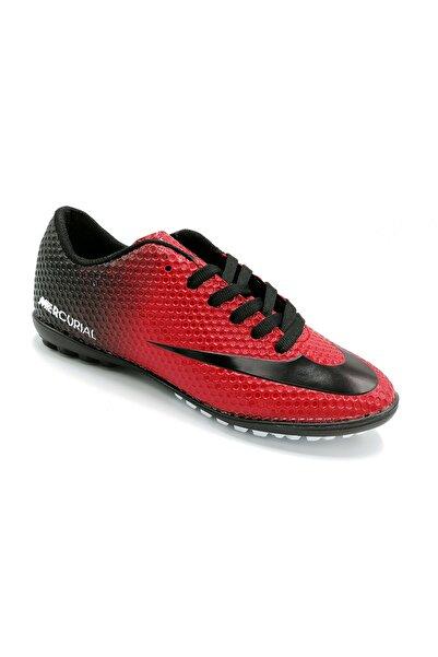 Walked Kırmızı Halısaha Futbol Spor Ayakkabı