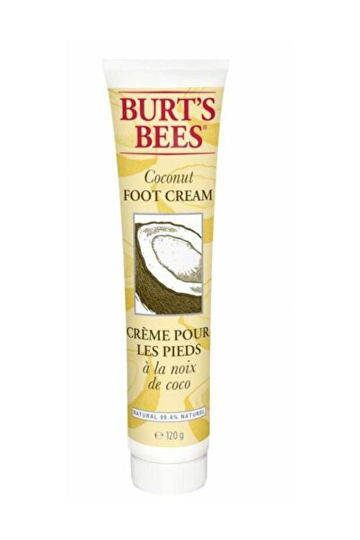 Burts Bees Hindistan Cevizli Ve E Vitaminli Ayak Kremi - Coconut Foot Cream 120 G