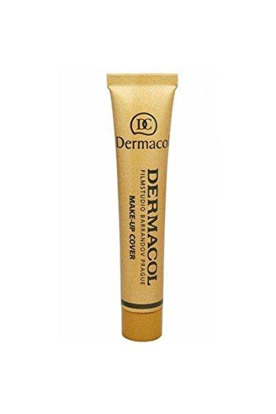 Dermacol Make-up Cover Ultra Kapatıcı Fondöten 210 210