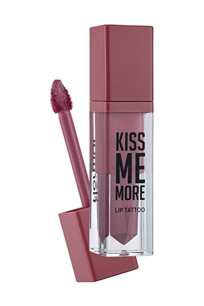Flormar Likit Mat Ruj - Kiss Me More Lip Tattoo No: 06