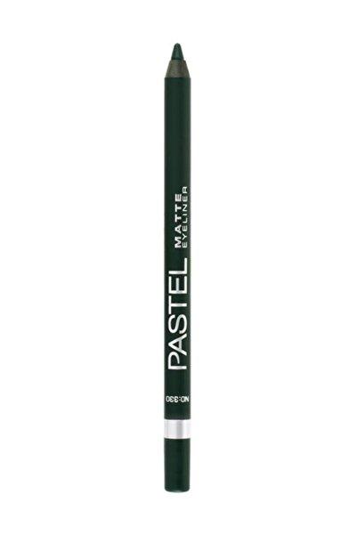 Pastel Suya Dayanıklı Metalik Göz Kalemi - Eyeliner No: 330