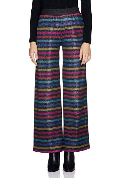 United Colors of Benetton Çizgili Pantolon