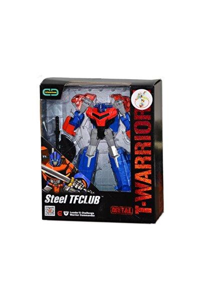 transformers Metal Gövdeli Dönüşebilen Mavi Robot 8008 En Iyisi, En Hesaplısı,
