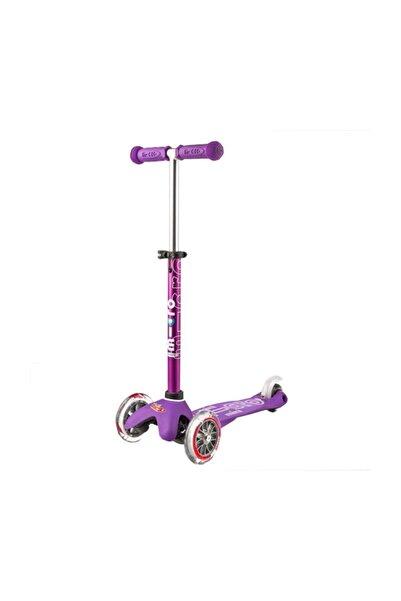 Micro Mini Scooter 3 In 1 Deluxe Purple Mmd012