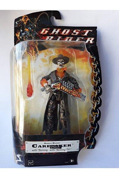 Hasbro Ghost Rıder Caretaker Tüfekli Figür Orjinal Hayalet Sürücü