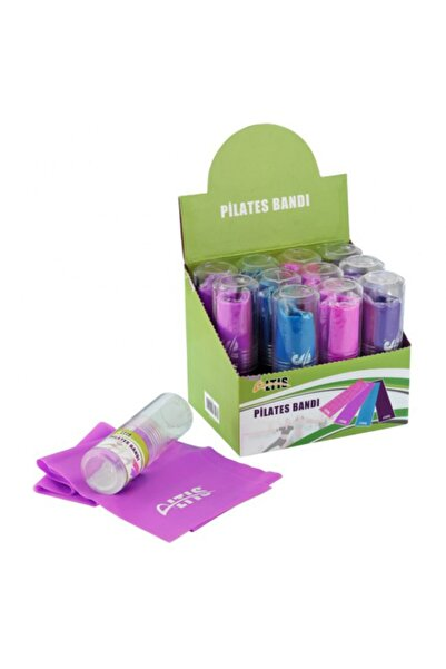 ALTIS Lb10 Egzersiz Direnç Lastiği Pilates Bandı-hafif Sert