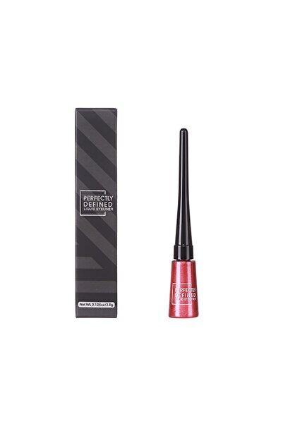Miniso Mınıso Perfectly Defined Gleaming Liquid Eyeliner (06 Cardinal Red)