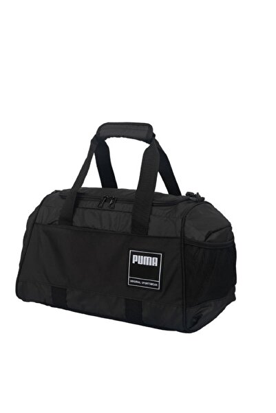 Puma Unisex Siyah  Spor Çantası - Gym Duffle S - 07736201