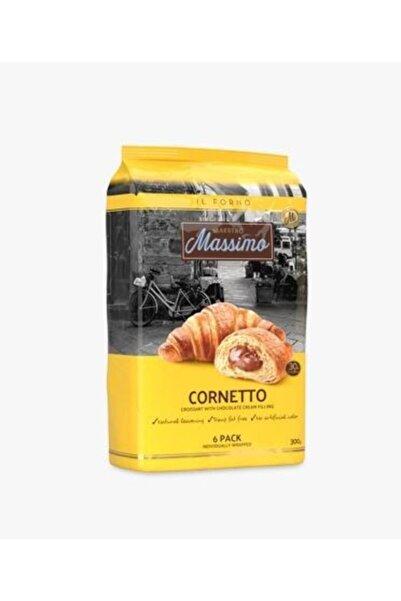 Massimo Kruvasan Cornetto Chocolate 6pcs Multipack 300gr