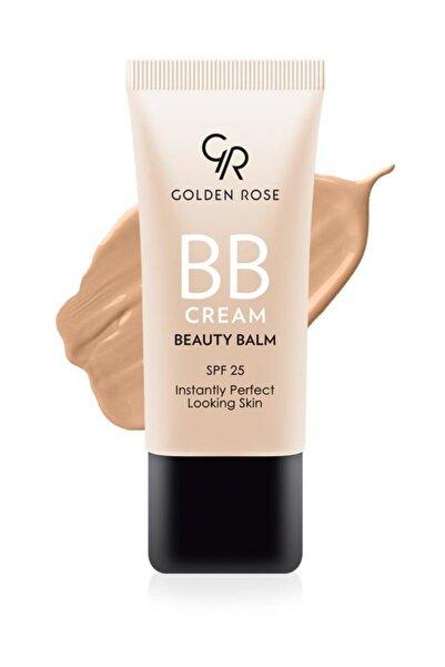 Golden Rose Bb Krem - Bb Cream Beauty Balm No: 05 Medium Plus