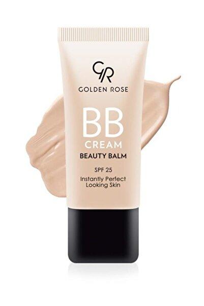 Golden Rose Bb Krem - Bb Cream Beauty Balm No: 01 Light