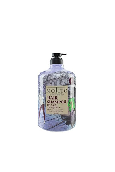Tuzsuz Şampuan 2850 ml