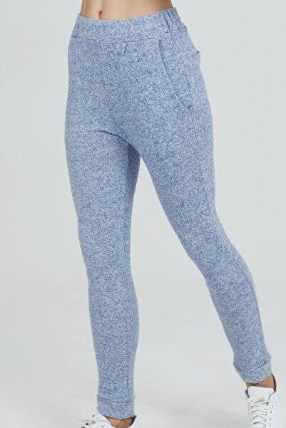STAMINA Kadın Lacivert Pantolon-3pn11
