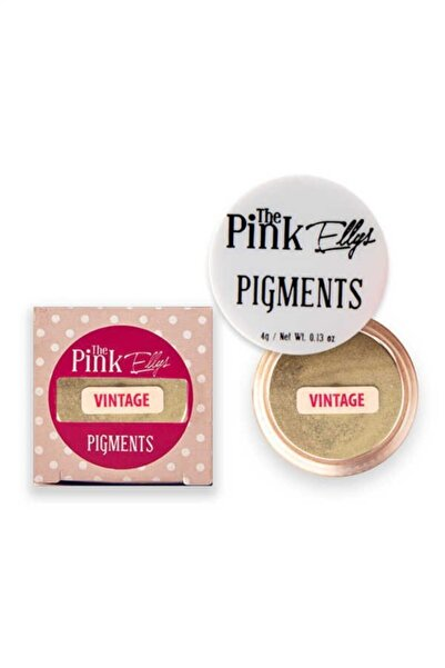 The Pink Ellys Pigments Vintage