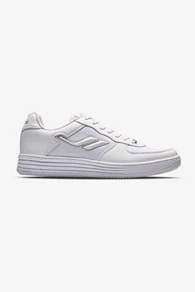 Lescon Unisex Beyaz Sneaker Spor Ayakkabı