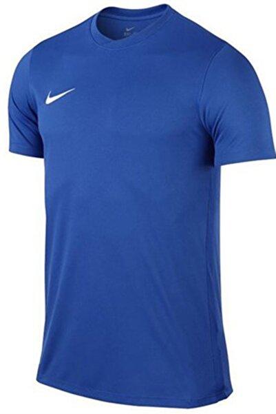 Nike Ss Park Vi Jsy 725891-463 Mavi Erkek Tişört