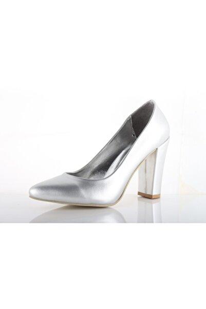 Almera Gümüş Kadın Casual Ayakkabı Almera 800-14P