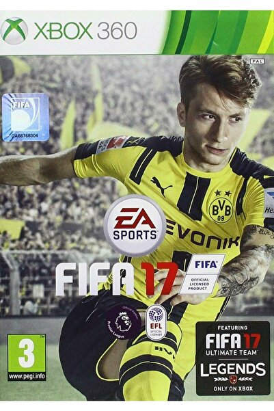 EA Games Fıfa 17 Xbox 360 Oyun