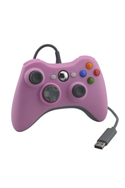 MICROSOFT Xbox 360 Kol Kablolu Joystick Gamepad