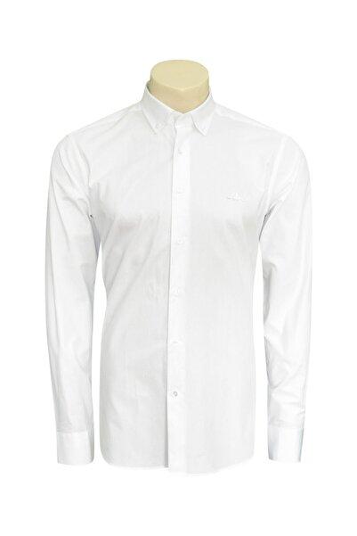 Kappa Rdk Gömlek Wanley Beyaz