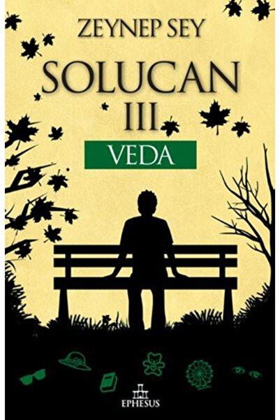 Ephesus Yayınları Solucan 3 Veda (ciltli)
