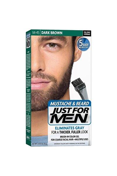 Just For Men M45-Koyu Kahve Sakal Ve Bıyık Boyası