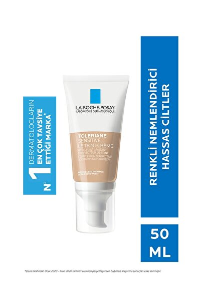 La Roche Posay Toleriane Sensitive Le Teint Creme Medium 50ml