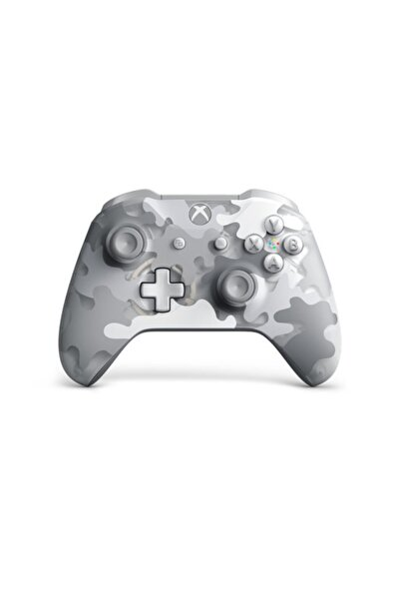MICROSOFT Xbox One Arctic Camo Special Edition Kablosuz Oyun Kumandası Wl3-00175