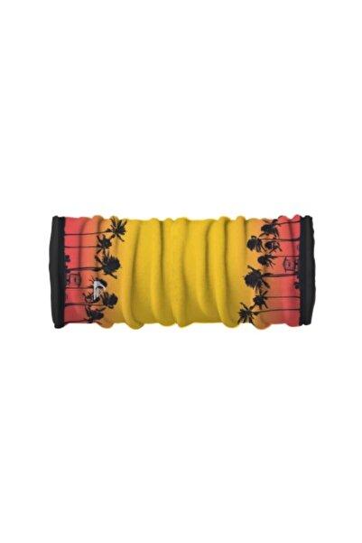 Quiksilver Sarı Everyday Headwear Bandana