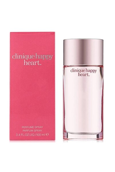 Clinique Happy Heart Edp 100 ml Kadın Parfümü 020714881429