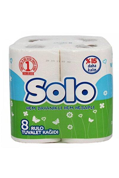 Solo Tuvalet Kağıdı 8'li - 6'lı Koli