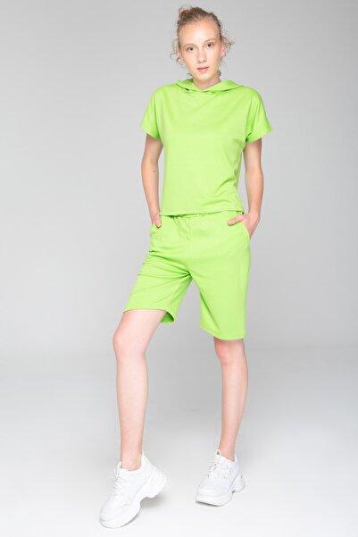İzumi Sport Yeşil Şortlu Takım