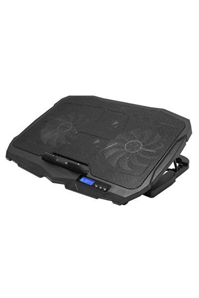 DNR Bilişim 4 Fanlı Yükseklik Kademeli Ledli Notebook Soğutucu