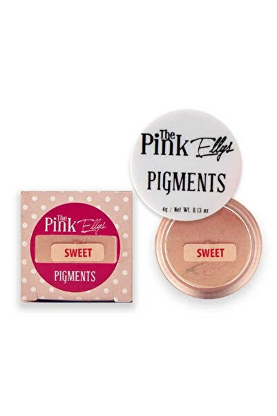 The Pink Ellys Pigments Sweet