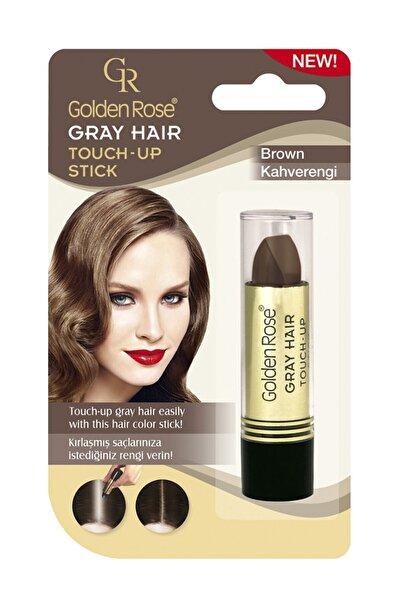 Saç Beyazlarını Kapatan Stick Kahverengi - Grey Hair Touch-Up Stick 8691190067588
