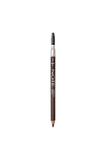 NOTE Kahverengi Kaş Kalemi - Eyebrow Pencil 02 Brown 8680705309022