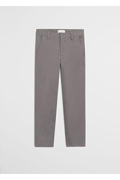 MANGO Kids Erkek Çocuk Düz Kesim Pantolon